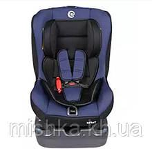 Автокресло 0-18 кг EL CAMINO INFANT синее с положением для сна