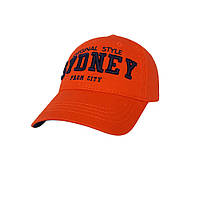 Стильная детская кепка Sydney Sport Line - №4076