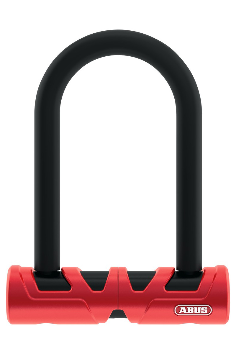 Велозамок ABUS 420/150HB140 Ultimate USH + 10/120 Red