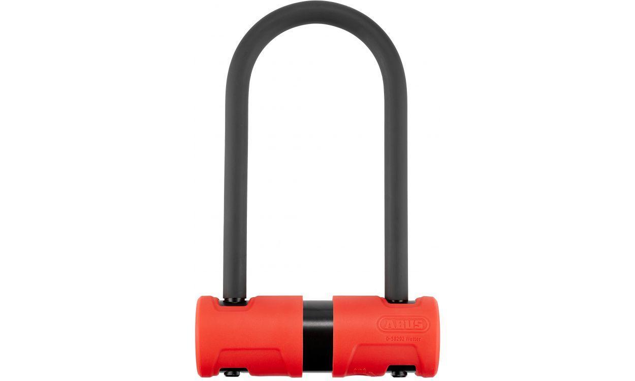 Велозамок ABUS Alarm 440A/150HB160 USH Black-Red