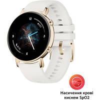 Смарт-часы Huawei Watch GT 2 42 mm Frosty White (Diana-B19J) SpO2 (55025350)