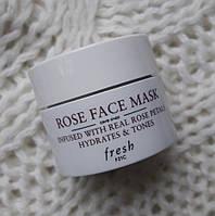 Увлажняющая маска для лица FRESH Rose Face Mask