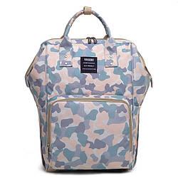 Сумка - рюкзак для мамы Камуфляж ViViSECRET