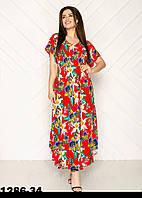 Летние платья женские размеры 54-58