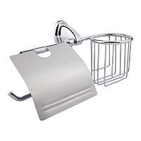Держатель для туалетной бумаги Lidz (CRM)-113.03.02, фото 1