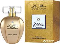 Парфюмированная вода для женщин La Rive Golden Woman Swarovski 75 мл (5901832061175)