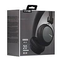 Наушники Sonic Sound BE30 Bluetooth Gray