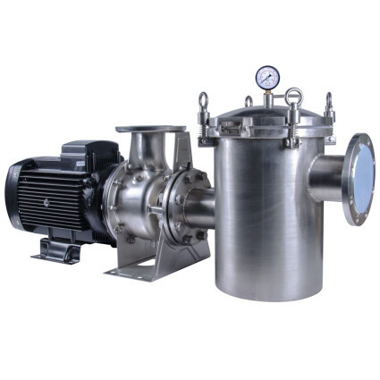 Aquaviva Насос AquaViva LX SCA100-80-160/11T (380В, 158 м3/ч, 15НР)