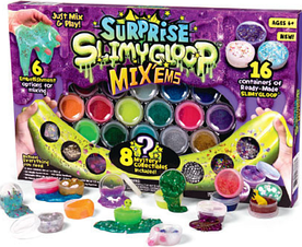 Фабрика слаймов 16 видов Horizon SlimyGloop Surprise (MixEMS)