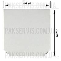 Коробка для піци 350х350х40 Біла 1/50, фото 1
