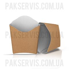Упаковка для картоплі фрі