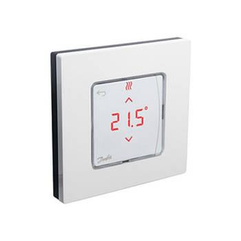 Комнатный термостат Danfoss Icon Display с дисплеем наружный 088U1015