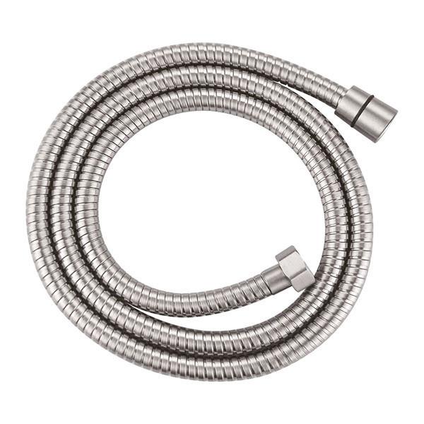 Шланг ZERIX LR70043-200 (200 см) (оплетка нерж. сталь) (LL1637)