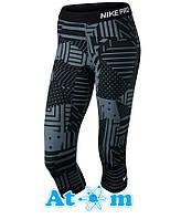 Бриджи Nike Pro Patch Work, Код - 689832-494