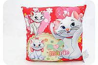 Подушка детская Котик Marie 43см 24970-1