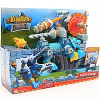 Игровой набор с фигуркой Kingdom Builders Свирепый Тигр (647086)