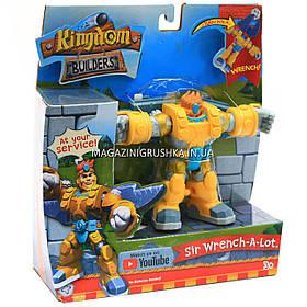 Игровая фигурка-трансформер Kingdom Builders Сэр Гаечный Ключ (647680)