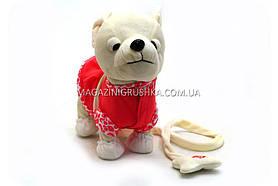 Интерактивная мягкая игрушка «Музыкальная собачка Лучший друг с поводком» №1 C23026