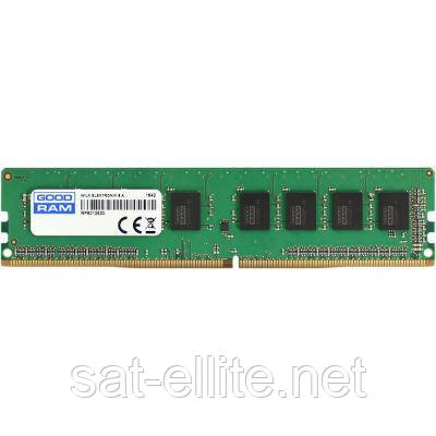 Модуль памяти для компьютера DDR4 16GB 2400 MHz GOODRAM (GR2400D464L17/16G)