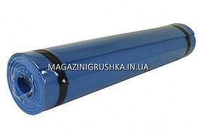 Коврик для йоги и фитнеса Голубой M0380-3