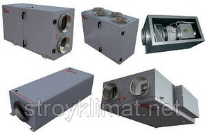 Приточная установка Salda VEKA INT   700-5,0 L1, фото 2