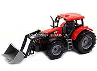 Машинка ігрова автопром «Трактор» Червоний 7682ABCD, фото 2