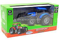 Машинка ігрова автопром «Трактор» Синій 7682ABCD, фото 5