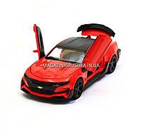 Машинка модель Автопром Chevrolet Сamaro (Шевроле Камаро) Красный арт.7645, фото 2