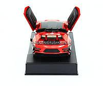 Машинка модель Автопром Chevrolet Сamaro (Шевроле Камаро) Красный арт.7645, фото 7