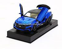Машинка модель Автопром Chevrolet Сamaro (Шевроле Камаро) Синий арт.7645, фото 5