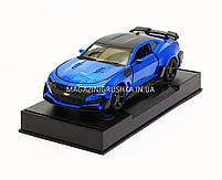 Машинка модель Автопром Chevrolet Сamaro (Шевроле Камаро) Синий арт.7645, фото 6