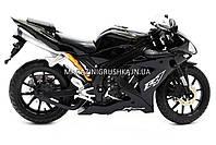 Мотоцикл Автопром модель «Yamaha R1» Черный 7747, фото 2