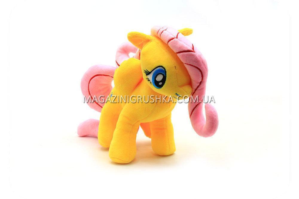 Мягкая игрушка «Мои маленькие Пони» Желтый E21342