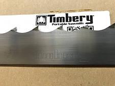 Пильное полотно для ленточной пилы  Wood-Mizer 1,00x35 пр 10/30(Польша), фото 3