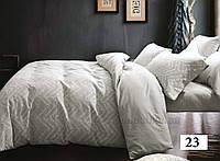 Постельное белье Вилюта Tiare Wash Jacquard 23 Двуспальный евро комплект