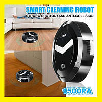 Робот пылесос Ximei Smart Robot 500W Black