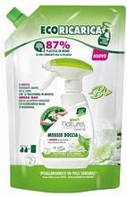 Гіпоалергенний мус для душу з екстрактом зеленого чаю Winni's Naturel Mousse Doccia Thè Verde e Betulla 500 ml