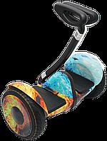 Сигвей Ninebot Pro Огонь и Лёд со встроенной Bluetooth колонкой, гироскутер