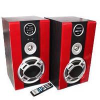PA аудио система колонки Djack D60 / профессиональные акустические мощные колонки / музыкальная колонка