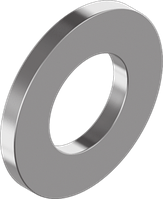 36 А2 DIN125 Шайба плоская Metalvis [N7000000N736000000]