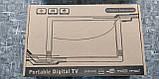 Автомобильный портативный телевизор PIONEER D10 дюймов с T2 (лучше OPERA), фото 8