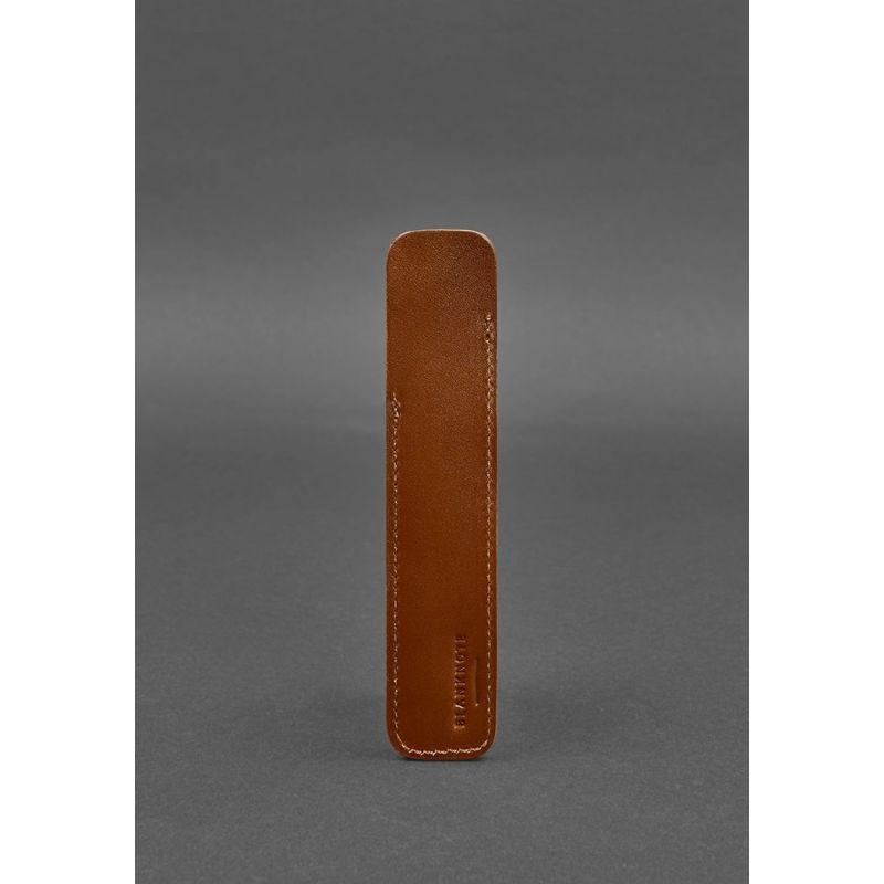 Кожаный чехол для ручки 2.0 Светло-коричневый