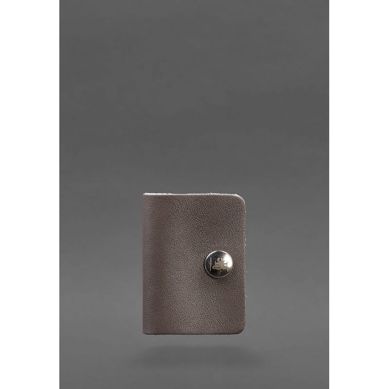 Кожаный холдер для наушников 2.0 темно-бежевый