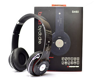 Беспроводные наушники Monster Beats Solo 2 by Dr.Dre черный 460
