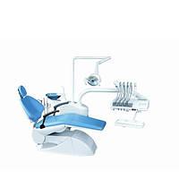 Стоматологическая установка Anya AY-A3600 верхняя подача инструментов.