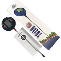 Аналізатор грунту 5в1 JHL9918 (pH/ вологомір/ термометр/ люксметр/ вологість повітря)