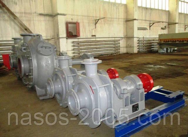 Насос Х 200-150-400 К, Е, И Катайский насосный завод