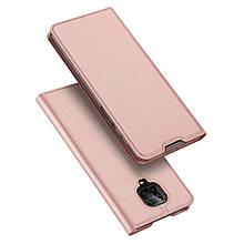 Чехол-книжка Dux Ducis с карманом для визиток для Xiaomi Redmi Note 9s / Note 9 Pro / Note 9 Pro Max
