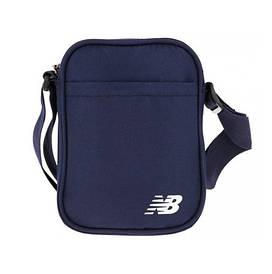 Мужская сумка через плечо New Balance Metro синяя