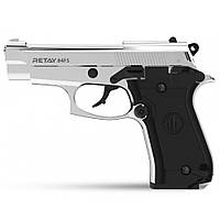 Пистолет стартовый Retay 84FS nickel (P630400N), фото 1